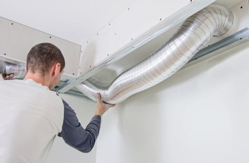 How Cleaning Your Ducts Will Improve Heating Efficiency