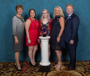 Ocean State Presented the 2017 Carrier President_s Award