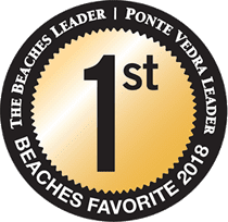 Beaches Favorite 2018 Award