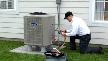 hvac services in jacksonville, florida